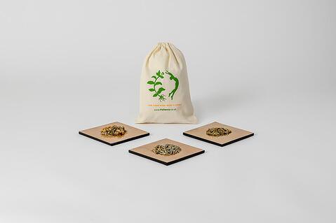 Morning, Afternoon and Evening tea blends from Festevia teas