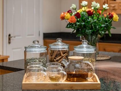 Herbal tea blends from Festevia