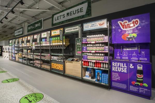 Asda Green Store Middleton