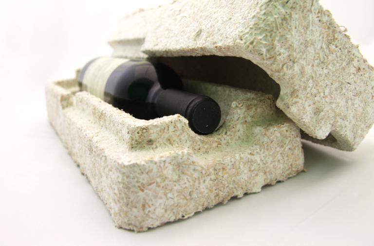 mushroom packaging